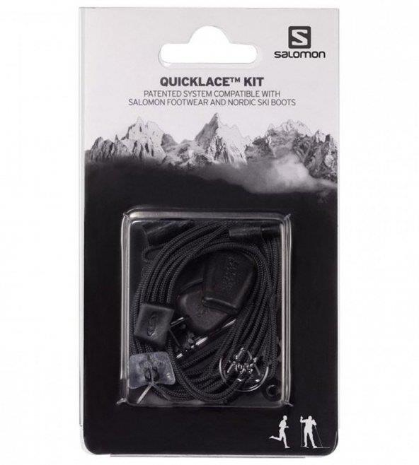Salomon Quiklace Kit Bağcık seti  L320072009