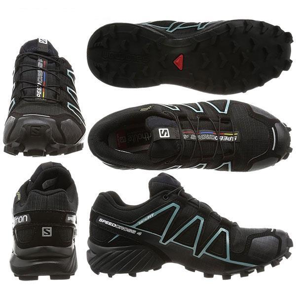 Salomon Speedcross 4 Goretex  Kadın Koşu Ayakkabı