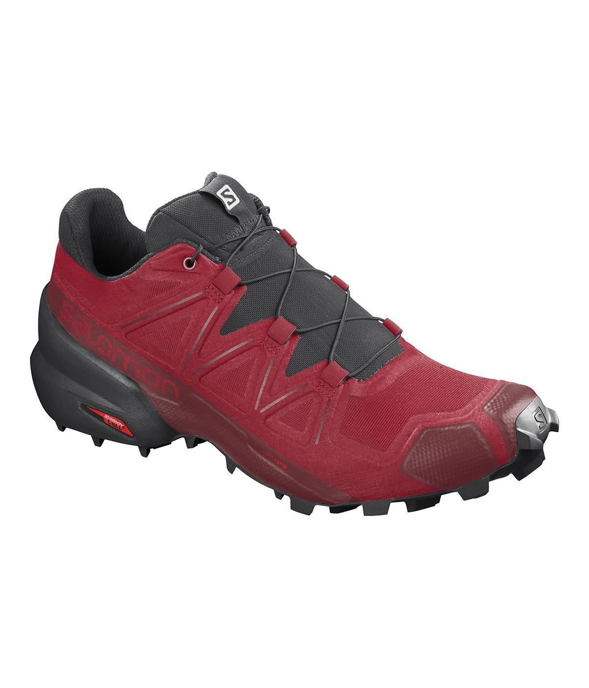 Salomon SPEEDCROSS 5 Erkek  Koşu Ayakkabısı L40968000