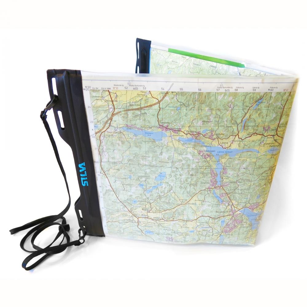 Silva Dry Cases Large Harita Taşıma Çantası Sv39023
