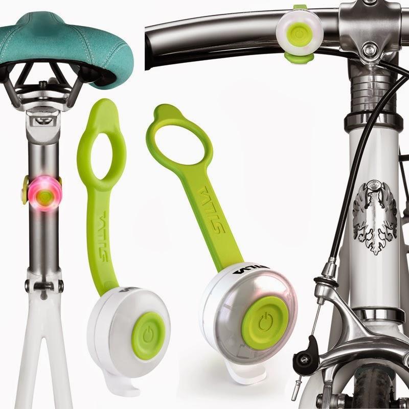 Silva Simi Light Yeşil Arka Bisiklet Lambası Sv37303-1