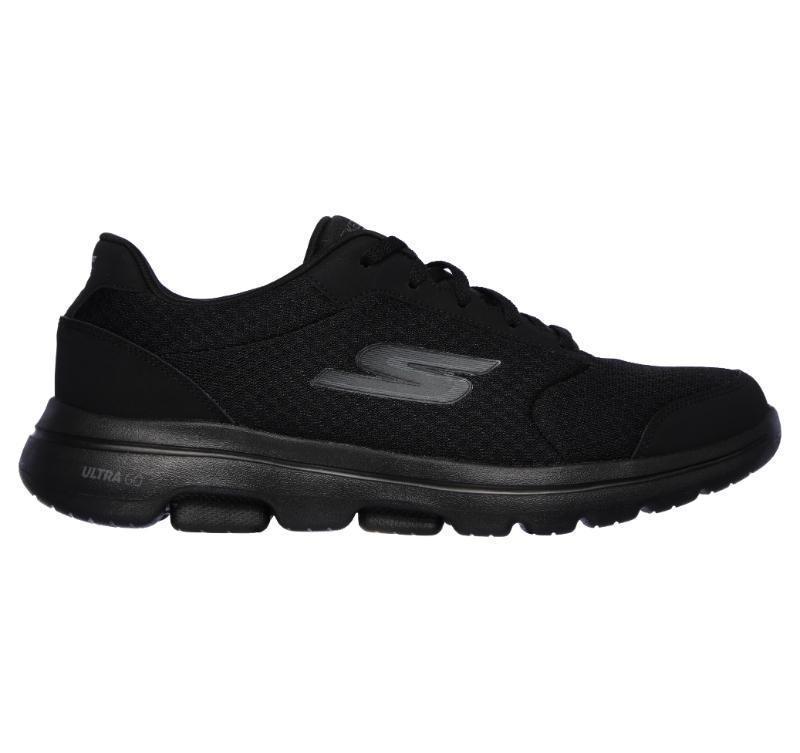 Skchers Go Walk 5 -Qualıfy Erkek Ayakkabısı SKC55509 BBK