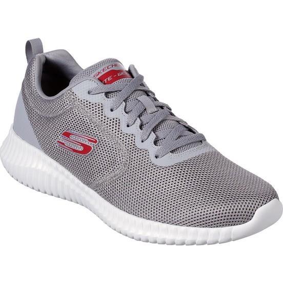 Skechers Elite Flex - Knockto Erkek Ayakkabı SKC52866 GRY