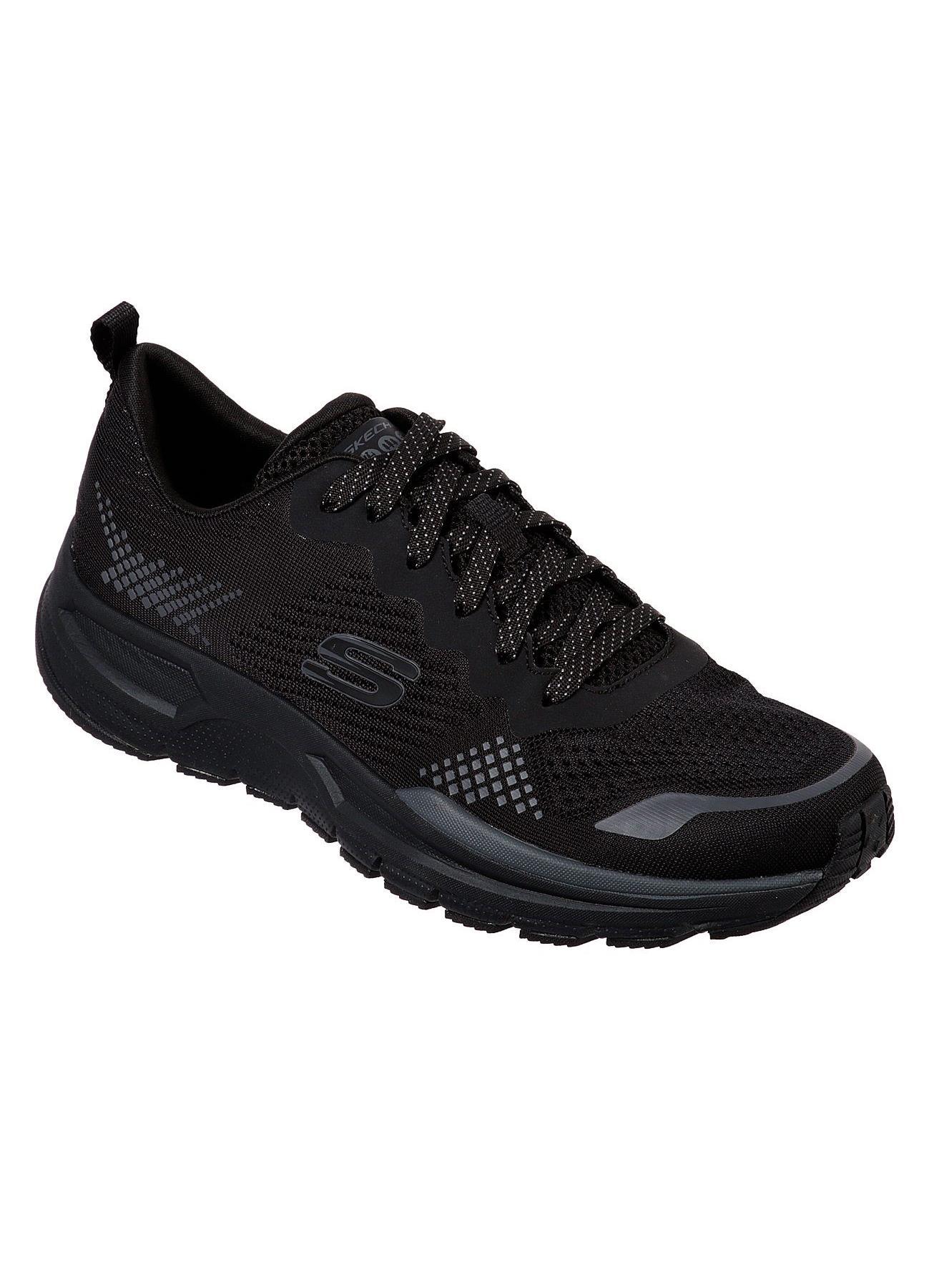 Skechers ESCAPE PLAN 2.0 Erkek Ayakkabısı SKC51953 BBK
