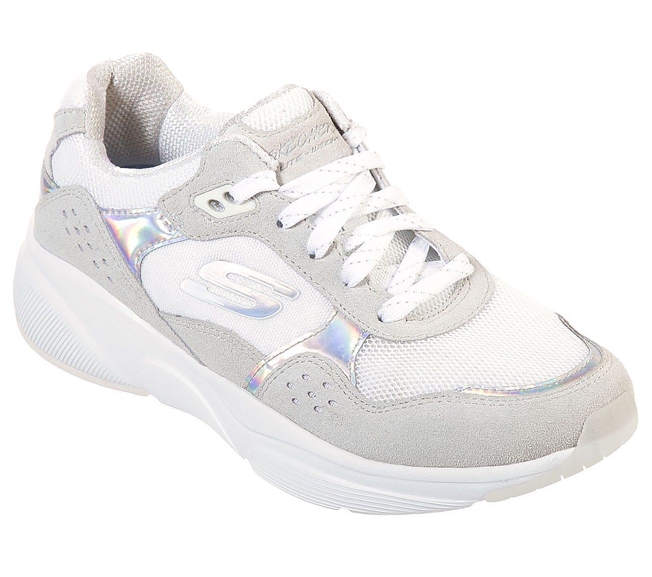 Skechers Merıdıan-No Worrıes Beyaz Bayan Ayakkabısı SKC13020 WNT