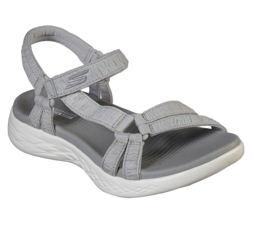 Skechers On-The-Go 600 Bayan Ayakkabısı SKC16178 GRY