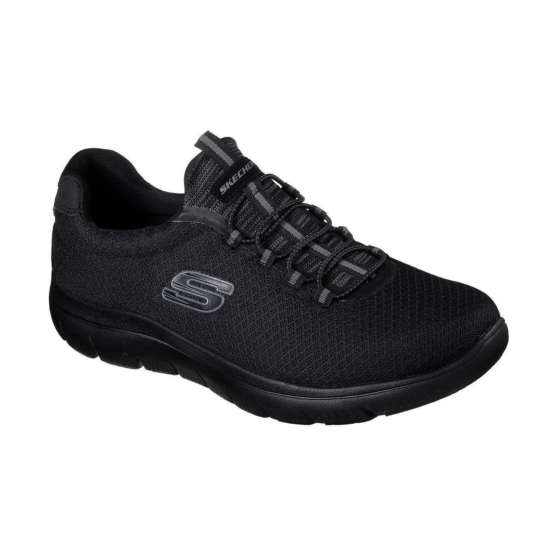 Skechers Summıts Siyah Erkek Ayakkabısı