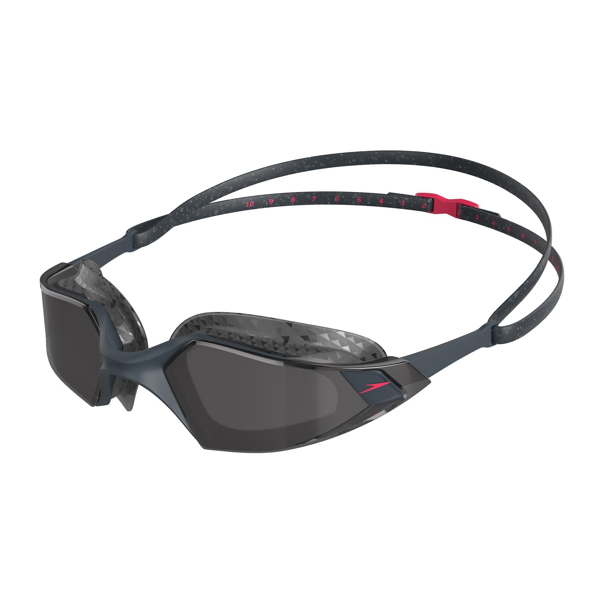 Speedo Aquapulse Pro Gog Au Grey/Smoke S120 SPD812264D640
