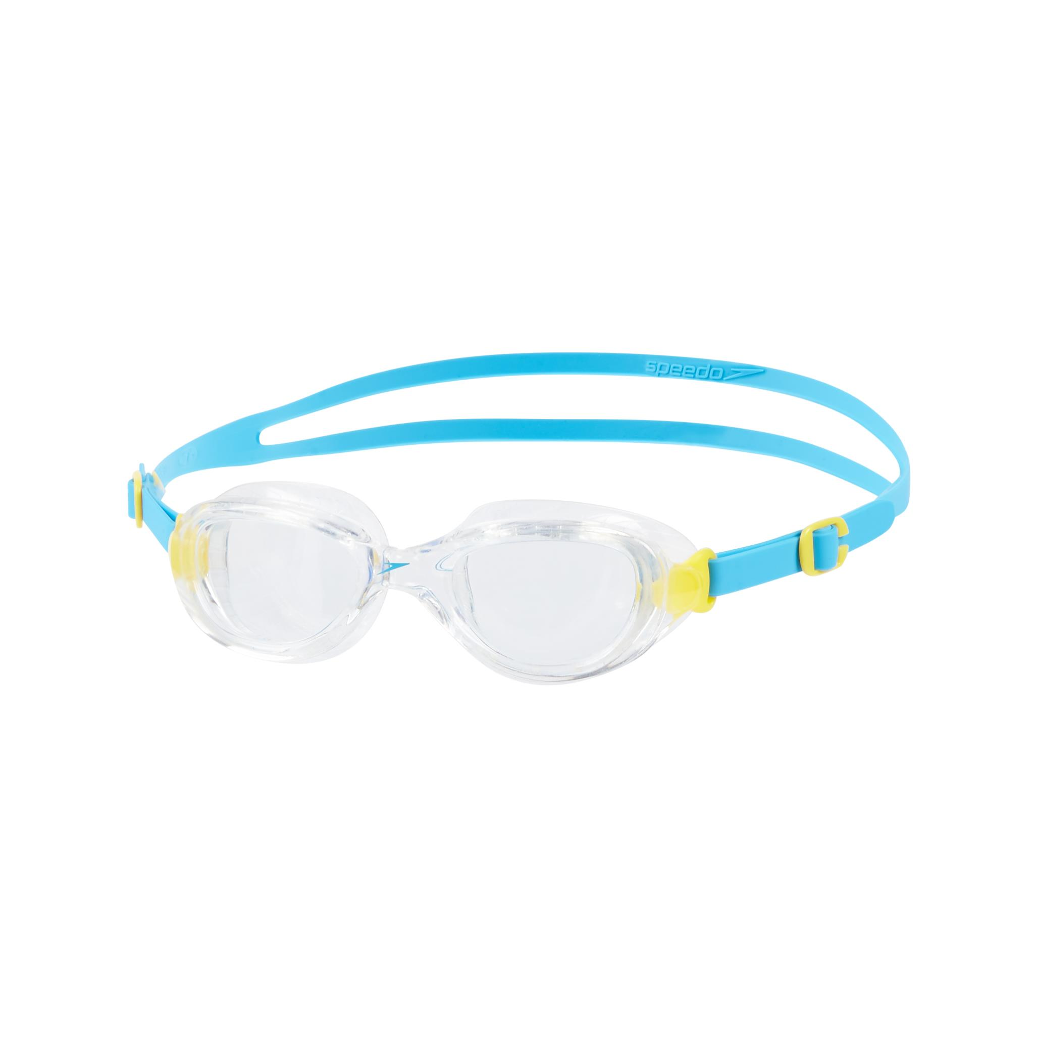 Speedo Futura Classıc Ju Blue/Clear Gözlük