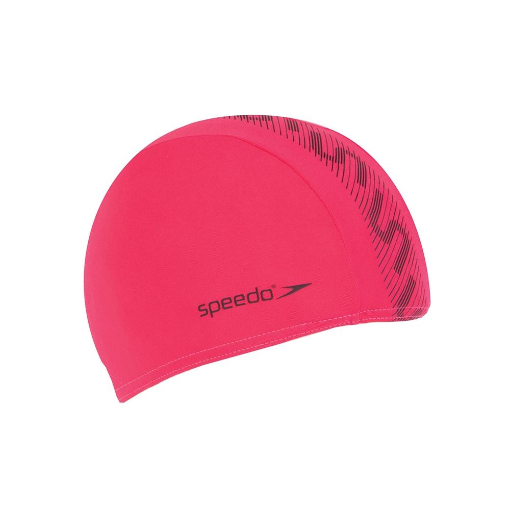 Speedo Monogram Endurance Pembe/Siyah Yüzücü Bone Sp8087728595