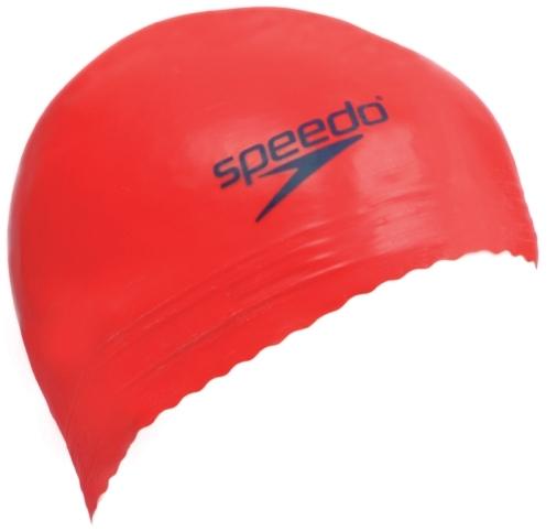 Speedo Pace Kırmızı Çocuk Yüzücü Bone Sp8720730000