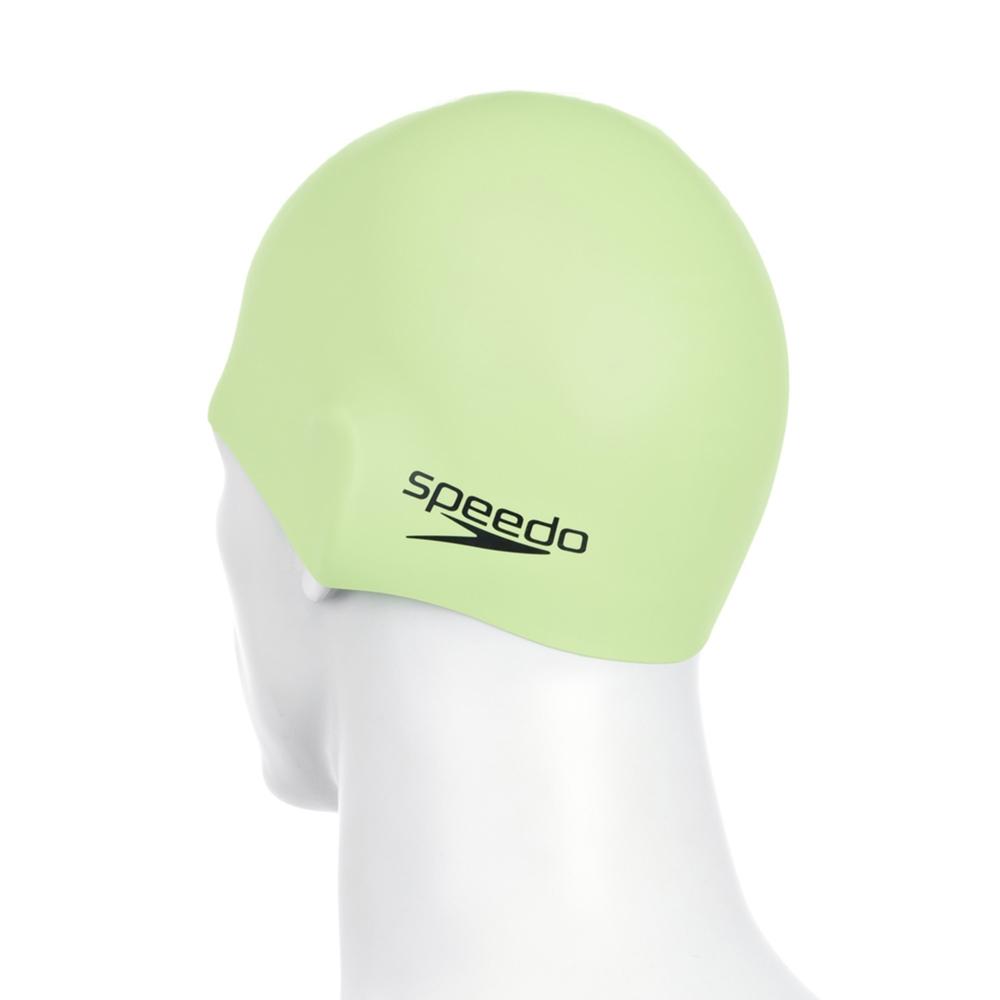 Speedo Silicone Mould Yeşil Yüzücü Bone Sp8709847133