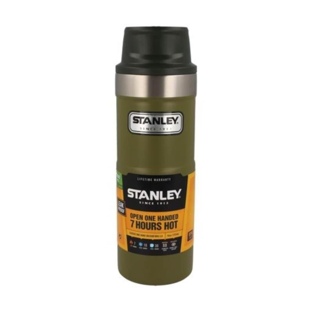 Stanley 16OZ Classıc 1H Vac Mug Oıve Drab 2.0-EU Haki AS1006439009