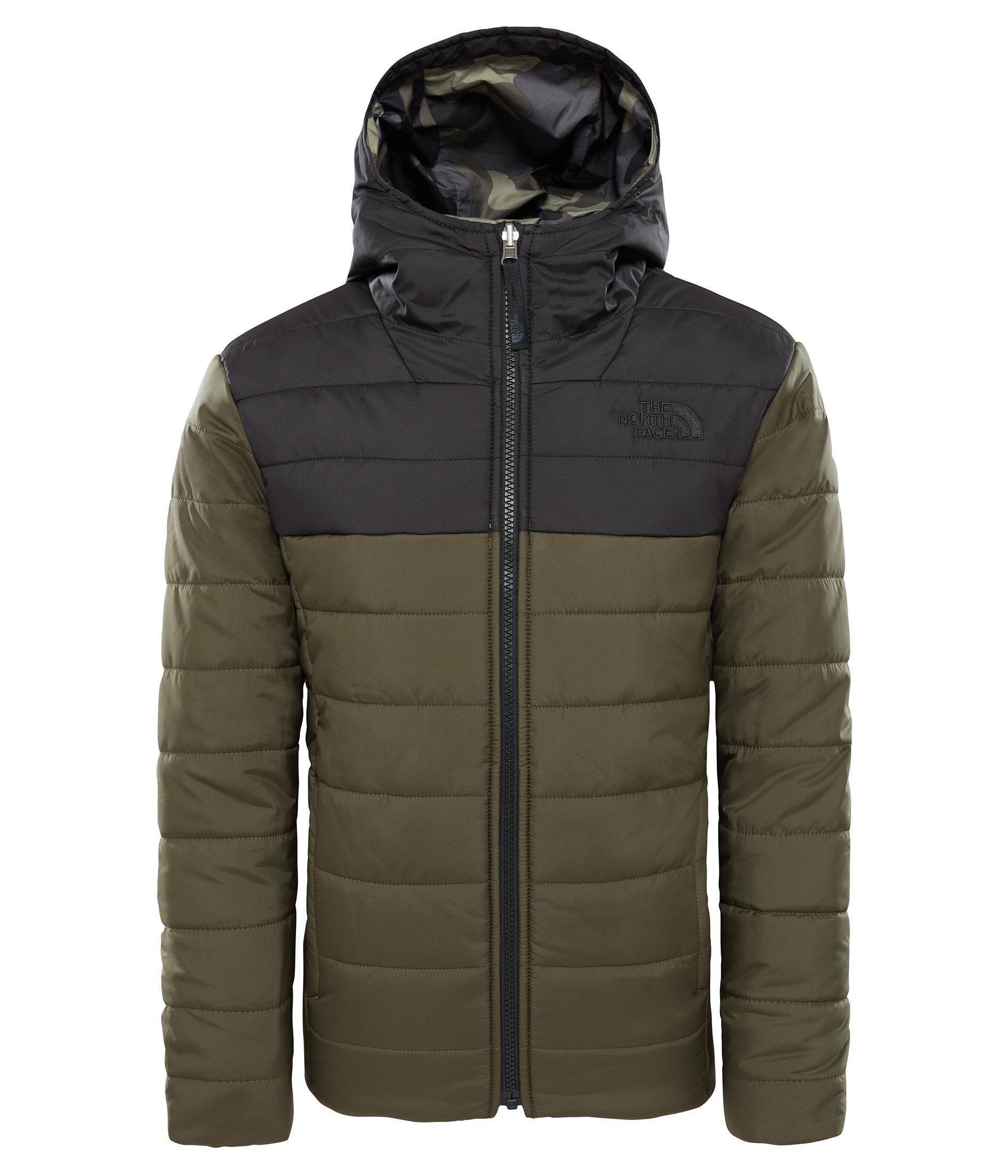 The North Face Çift Taraflı Giyilen Perrito Çocuk Ceket T93CQ221L