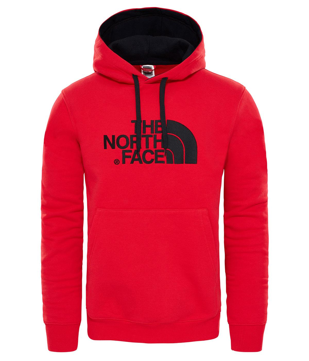 The North Face Erkek Drew Peak Pullover Sweat T0Ahjy64M