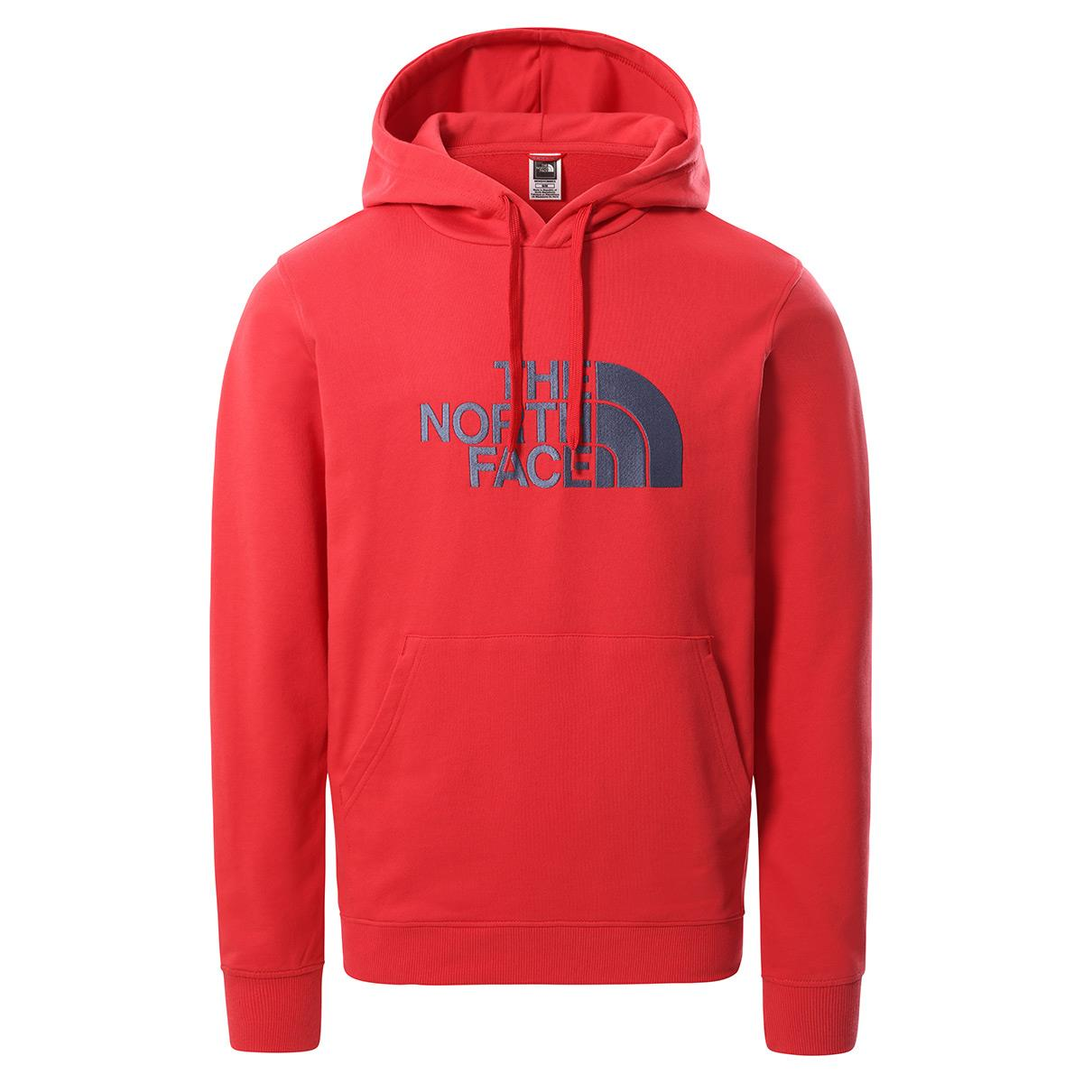 The North Face  Erkek LIGHT DREKadın PEAK PULLOVER HOODIE    Sweat Shirt