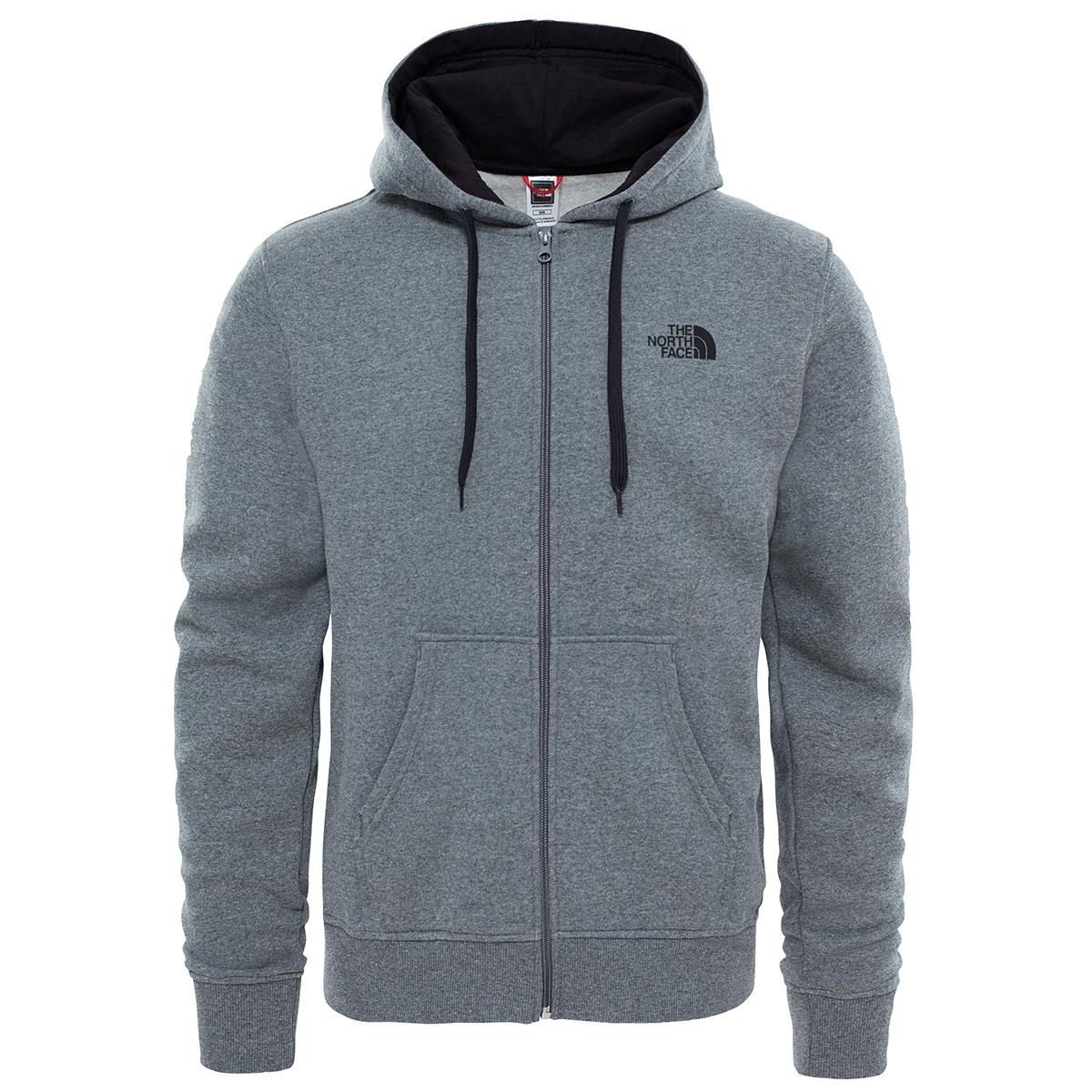 The North Face Erkek Open Gate Full Zip Hoodie T0Cg46Lxs