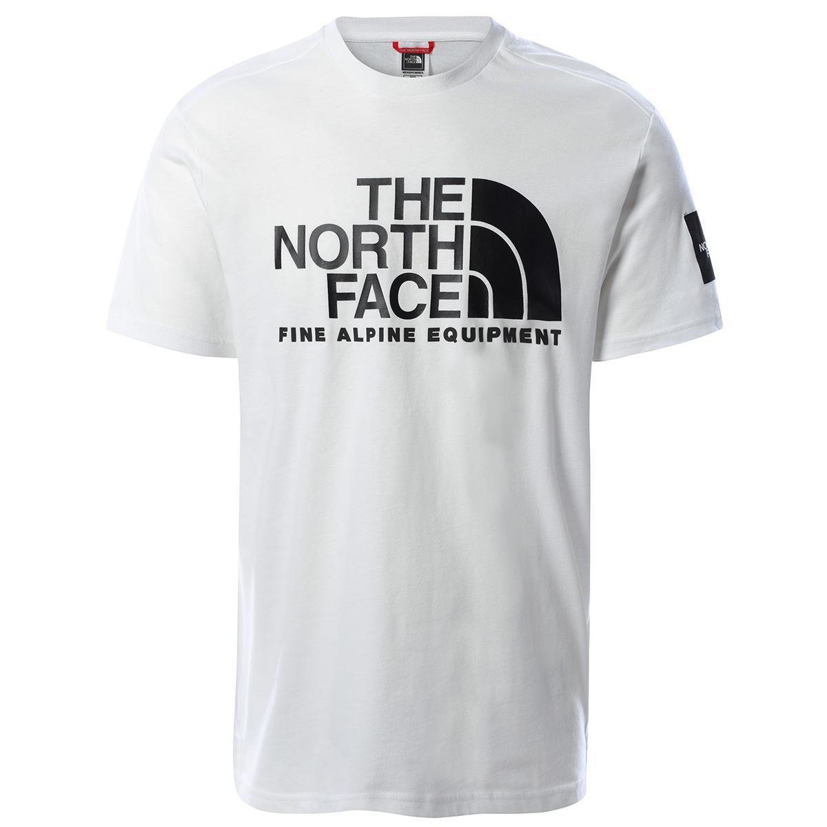 The North Face  Erkek S/S FINE ALPINE Tişört  2