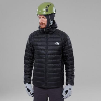 The North Face M Trevail Hoodie Erkek Ceketi T939N4KX7