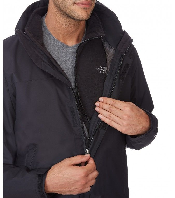 The North face M Evolve II Triclimate Ceket