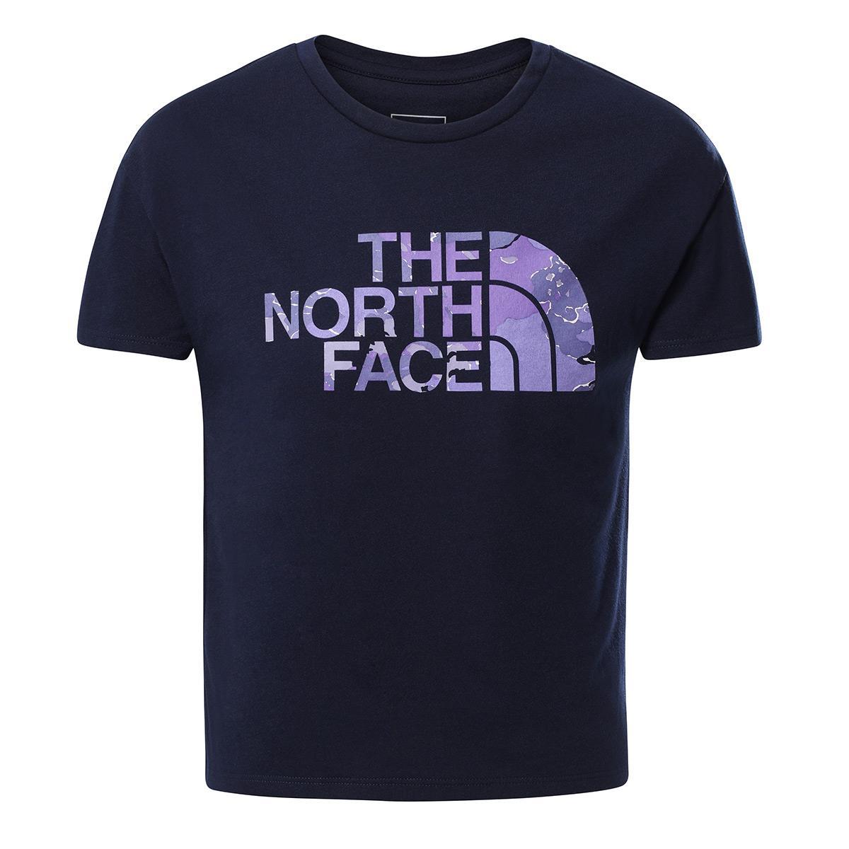 The North Face  Kız Çocuk  S/S ON MOUNTAIN Tişört