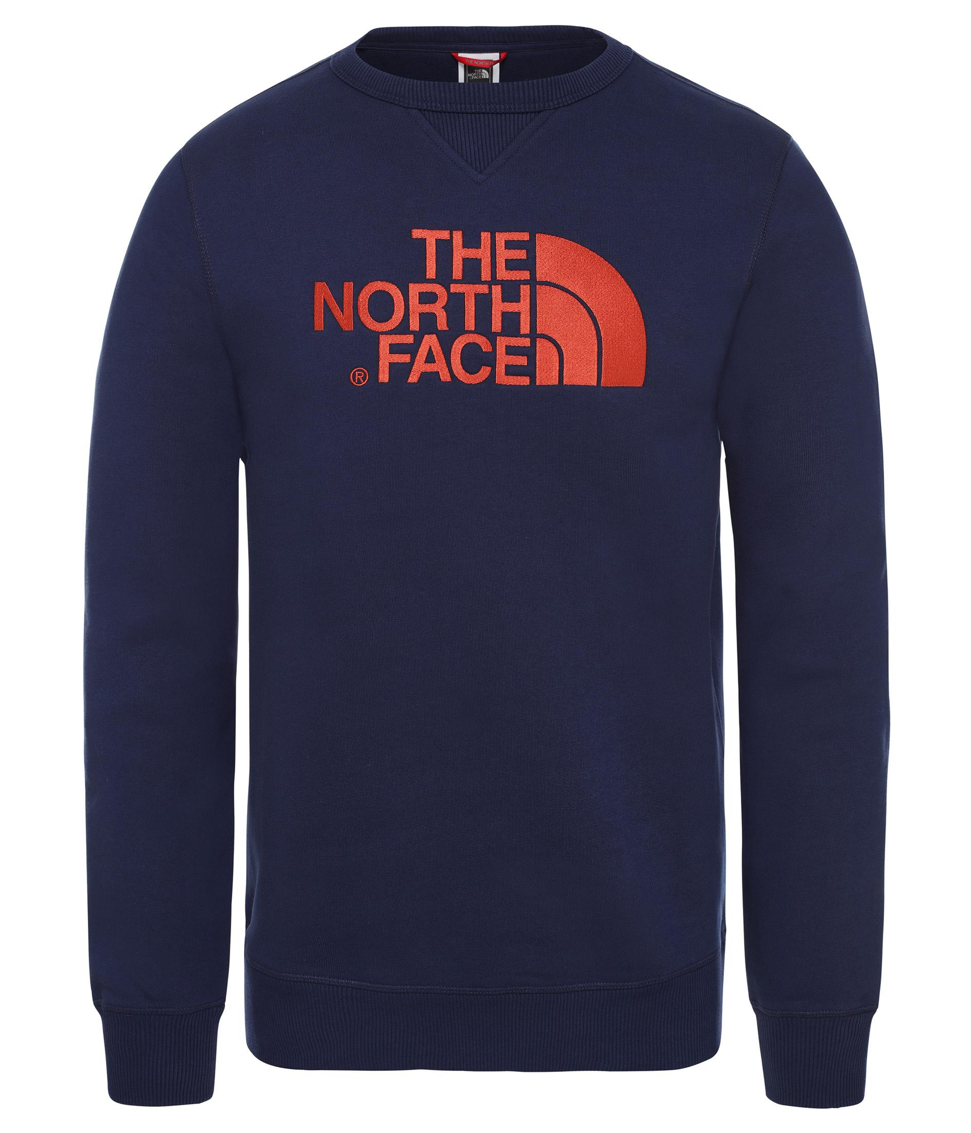 The North Face Erkek Drew Peak Crew Svetşört Nf0A2Zwrjc61