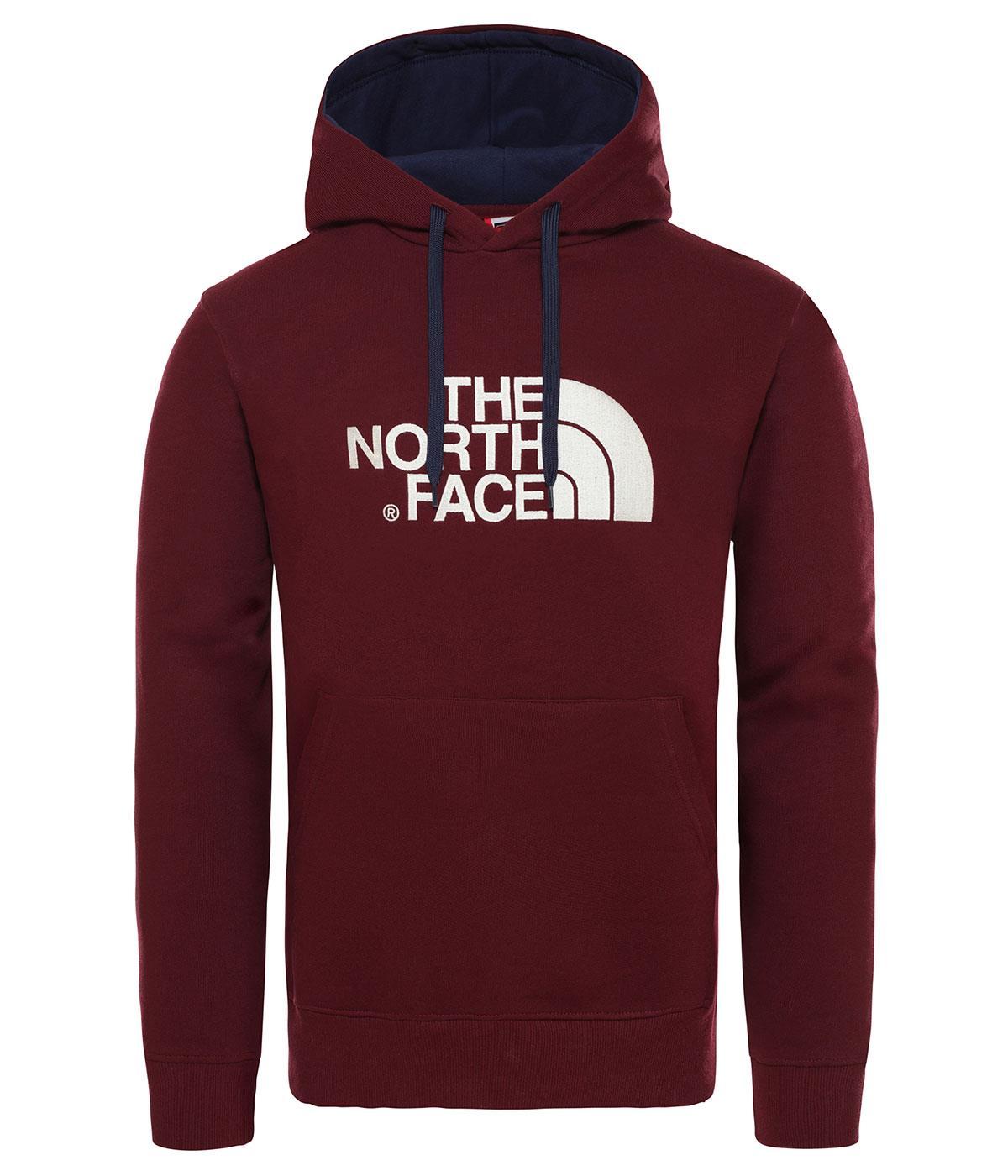 The Northface Erkek Drew Peak Svetşört Hd swetşört Nf00Ahjyhbm1