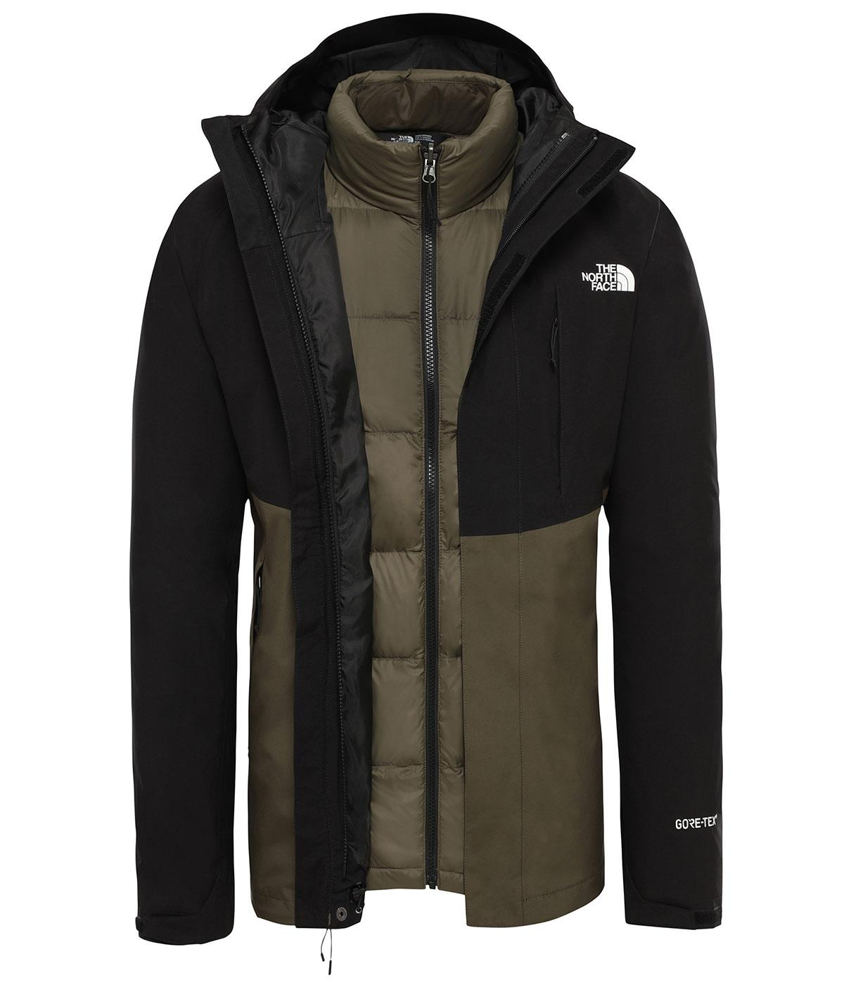 The North Face Dwnins Goretex  Tri Nf0A3Ss3Bqw1