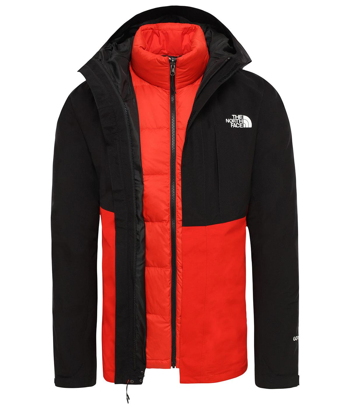 The North Face Dwnins Goretex  Tri Nf0A3Ss3Tj21