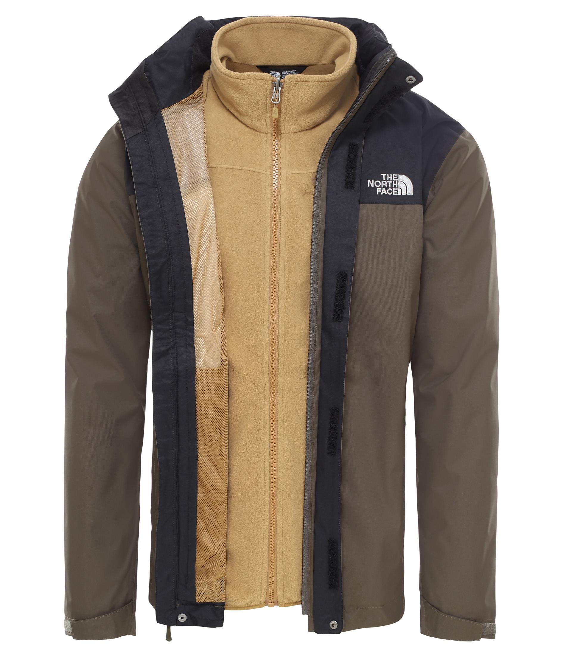 The North Face M Evolve İi Triceketnf00Cg55Eu01