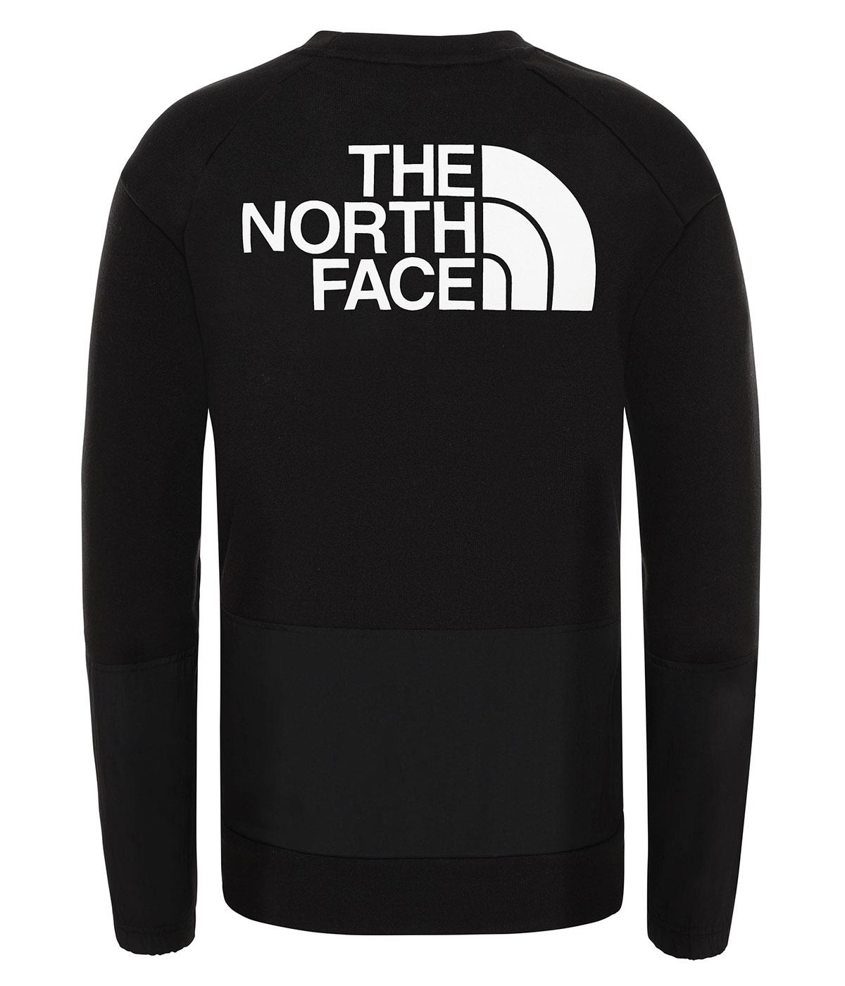The North Face M Graphic Ls Crew Nf0A3Xbljk31
