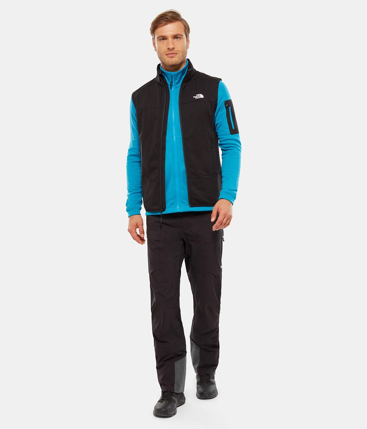 The North Face M Hybrid Softshell V Nf0A2Tvckx71