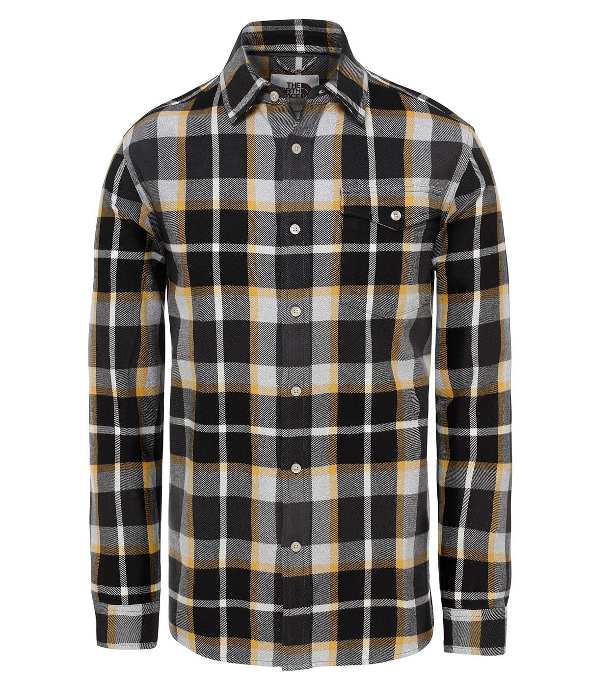 The North Face M L/S Arroyo Flannel Nf0A3Yroge11