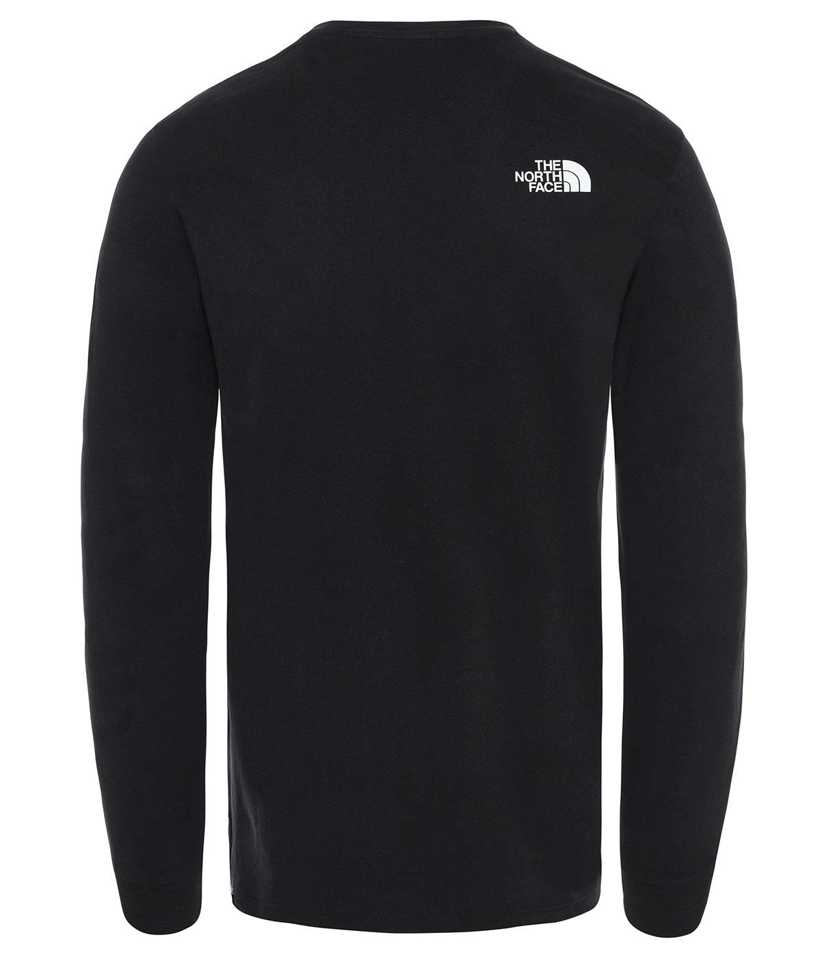 The North Face M L/S Fine 2 Tee Nf0A3Yhbjk31