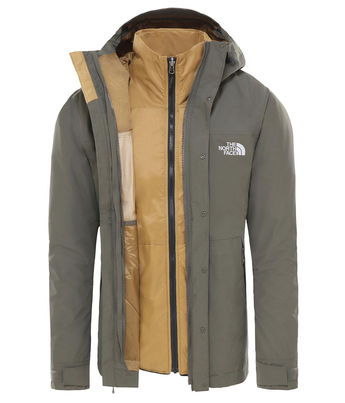 The North Face M Naslund Triclimate Nf0A37Fieu01