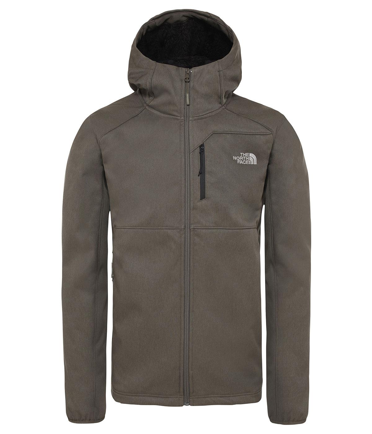 The North Face Erkek Quest Hd  Soft  Shell Nf0A3Yfpjnt1