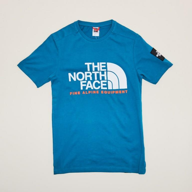 The North Face M Ss Fine Alp Tee 2 Nf0A4M6Nefs1
