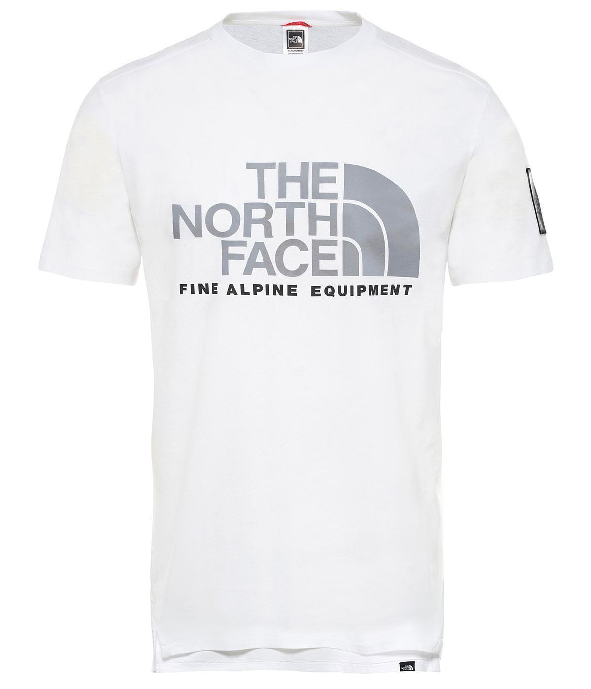 The North Face Erkek Ss Fine Alp Tişört 2 Nf0A4M6Nfv31