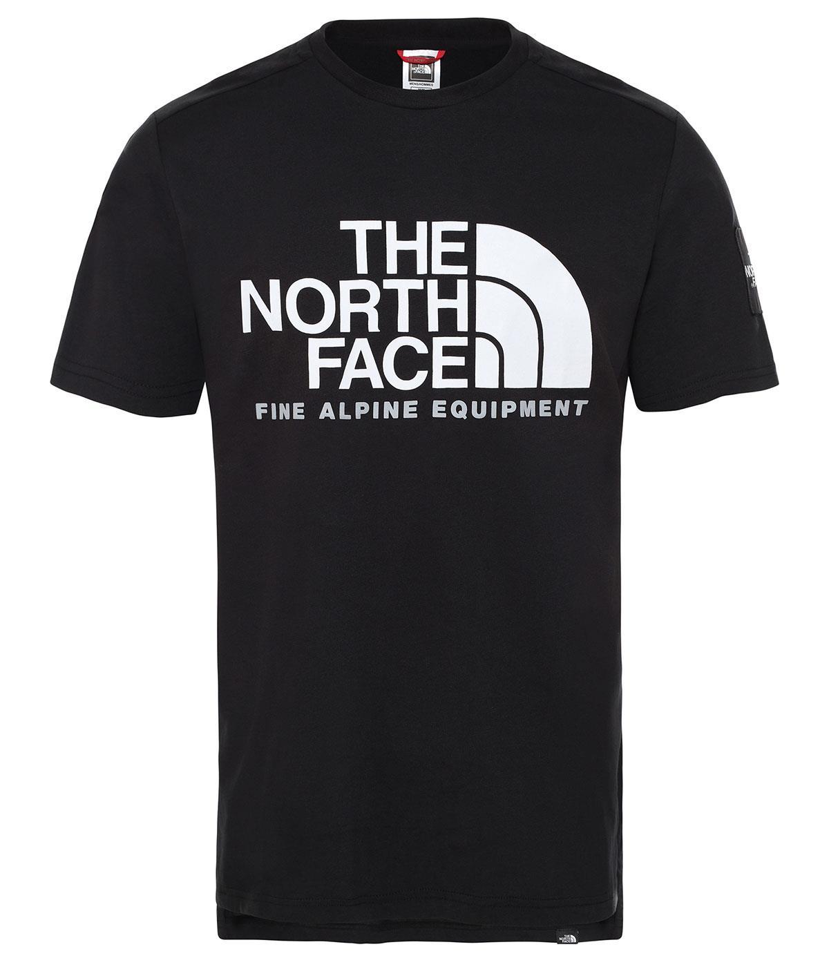 The North Face M Ss Fine Alp Tee 2 Nf0A4M6Njk31
