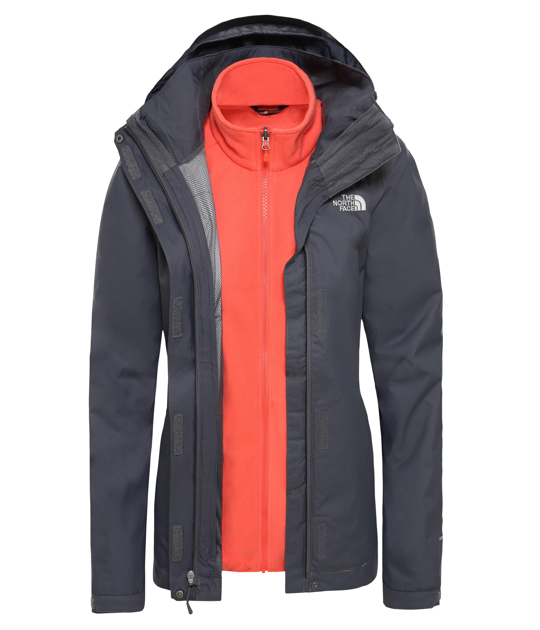 The North Face W Evolve İi Triceketnf00Cg56G9F1