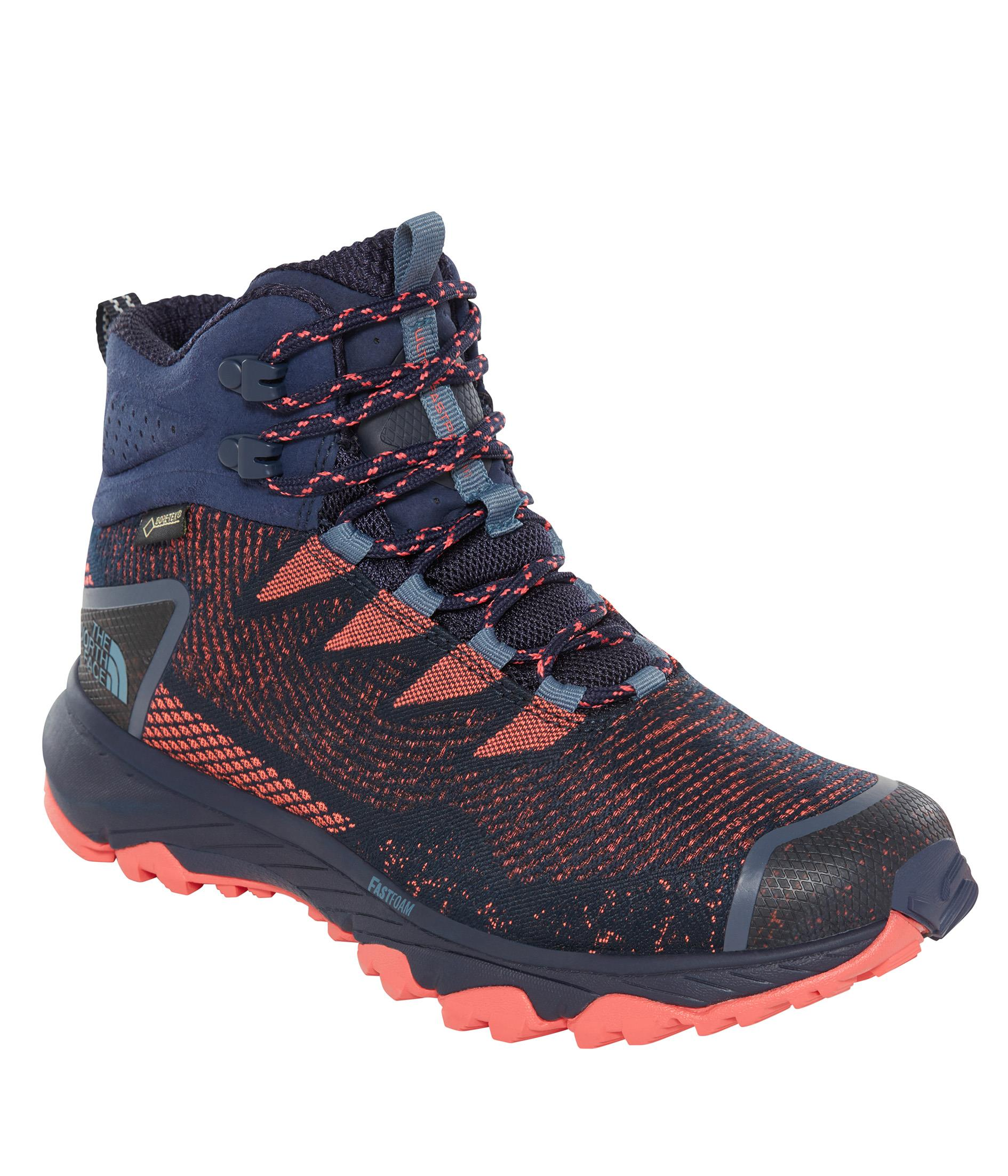 The North Face Kadın Bot  Ultra Fastpack III Mid Goretex  Nf0A3Mkvc7W1