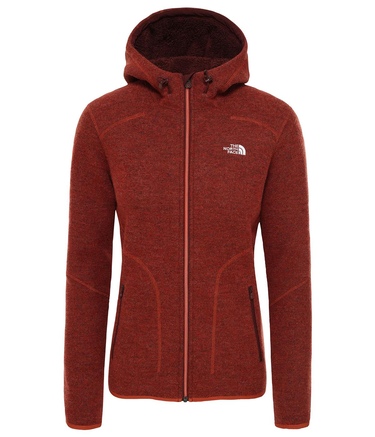 The North Face W Zermatt Full Zip H Nf00Cg07Uym1