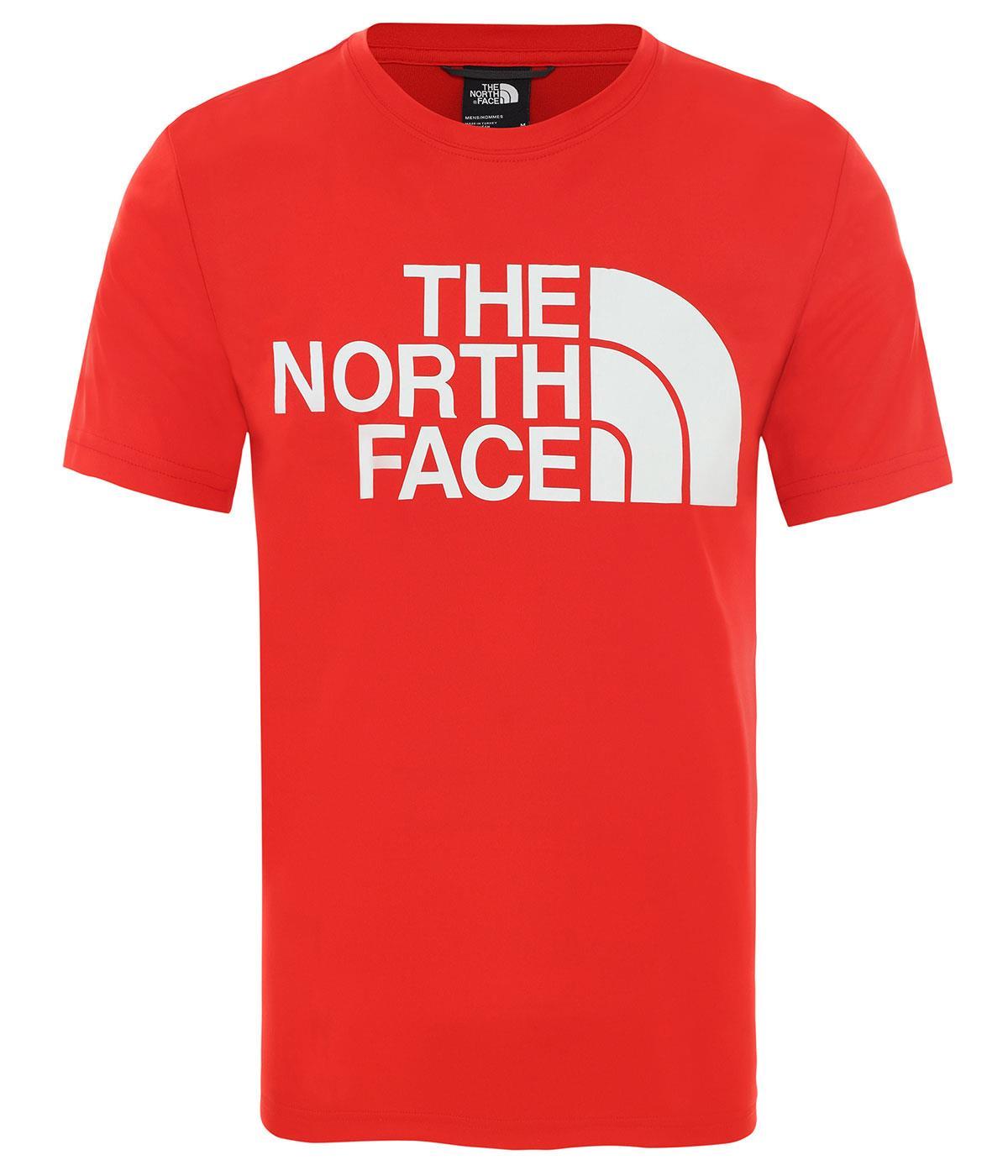 The Northface Erkek REAXION EASY Tişört NF0A4CDV15Q1