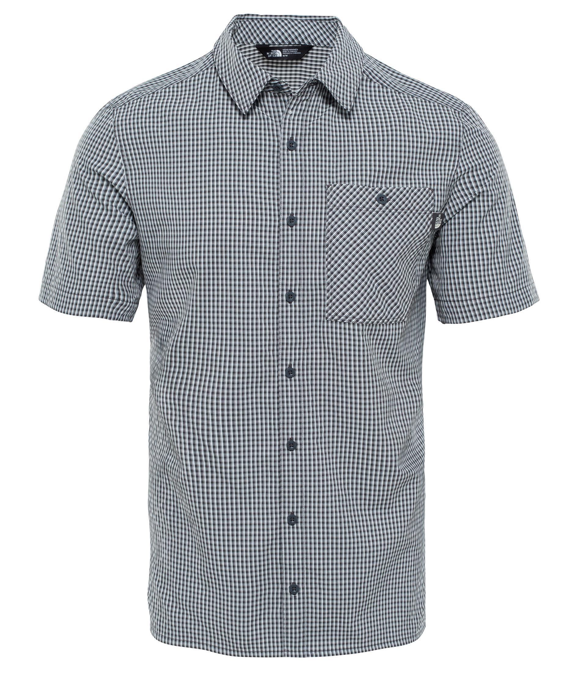 The Northface Erkek S/S Hypress Shirt T0Cd5Z0C5 Gömlek