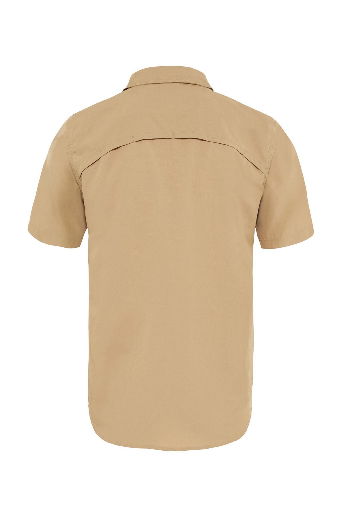 The Northface Erkek S/S Sequoia Shirt-Eu T92Xjxplx Gömlek