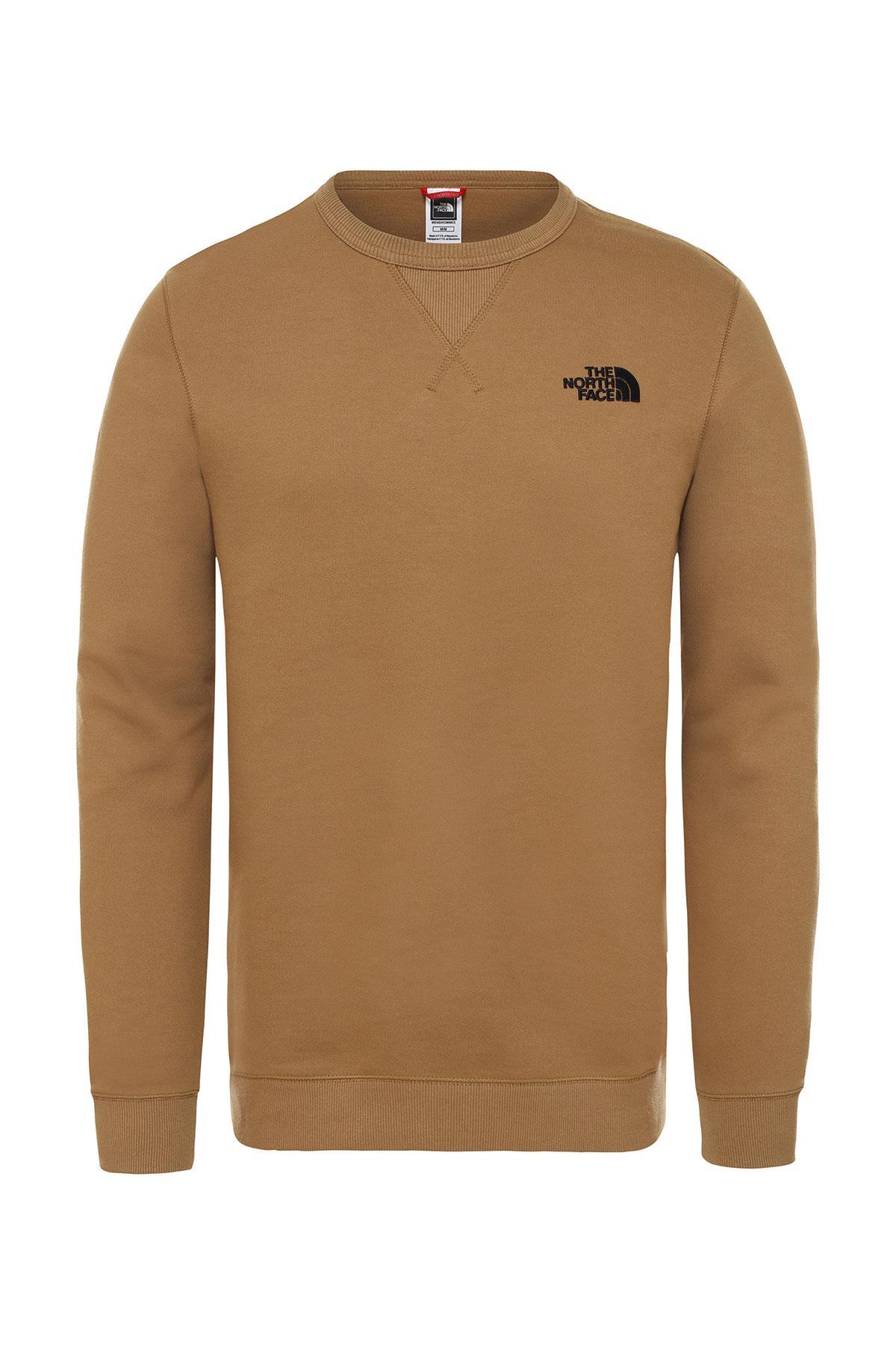 The Northface Erkek Street Fleece Pull Sweatshirt  Nf00Csn5D9V1