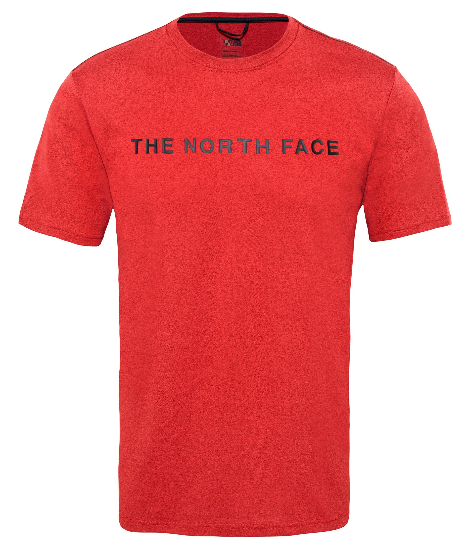 The Northface Erkek Train N Logo S/S Tee - Eu T93Uwv674 Tişört