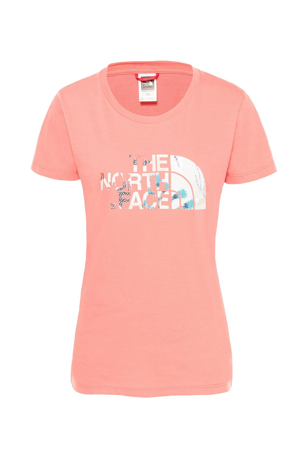 The Northface Kadın S/S Easy Tee - Eu T0C256Hey Tişört