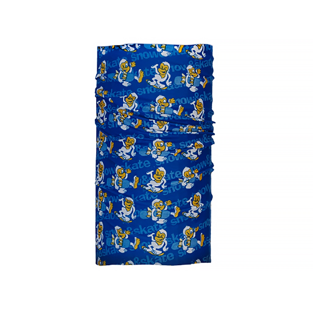 Wind Baby Monkey Blue Bandana Wdw070
