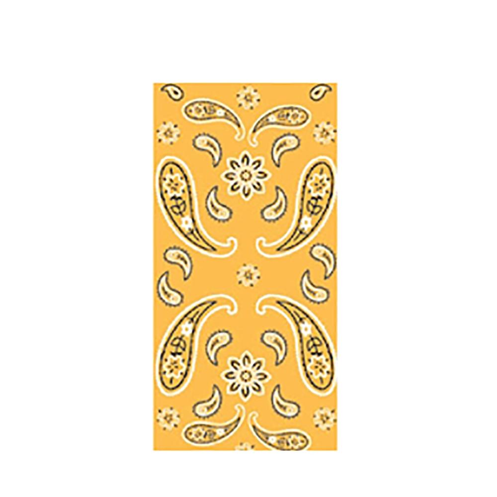 Wind Cashmire Yellow Bandana Wd1048